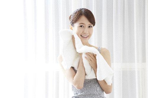 施術前の洗顔