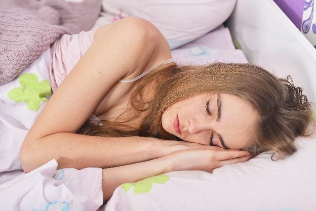 理想的な睡眠時間