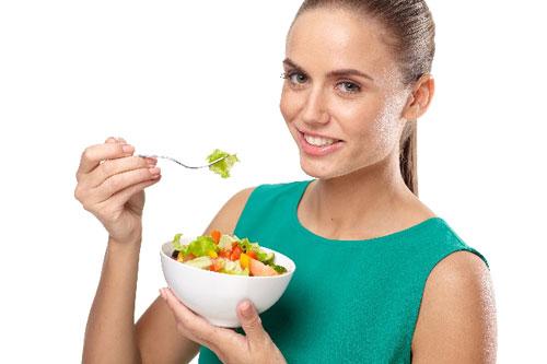 むくみをなくすための食生活