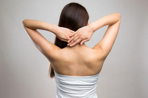 EMSで筋肉運動